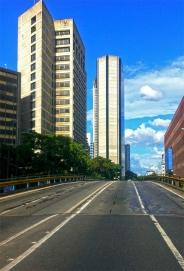 Elevado Av. Urdaneta / Caracas / Venezuela