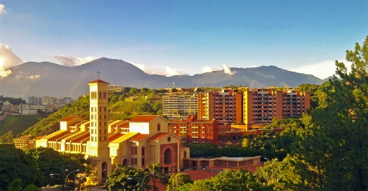 Iglesia La Tahona / Caracas / Venezuela