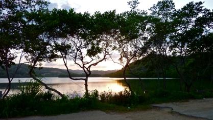Entrada a Playa Copei / Edo. Sucre / Venezuela