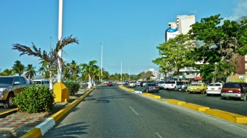 Paseo Colón / Pto La Cruz / Edo. Anzoátegui / Venezuela