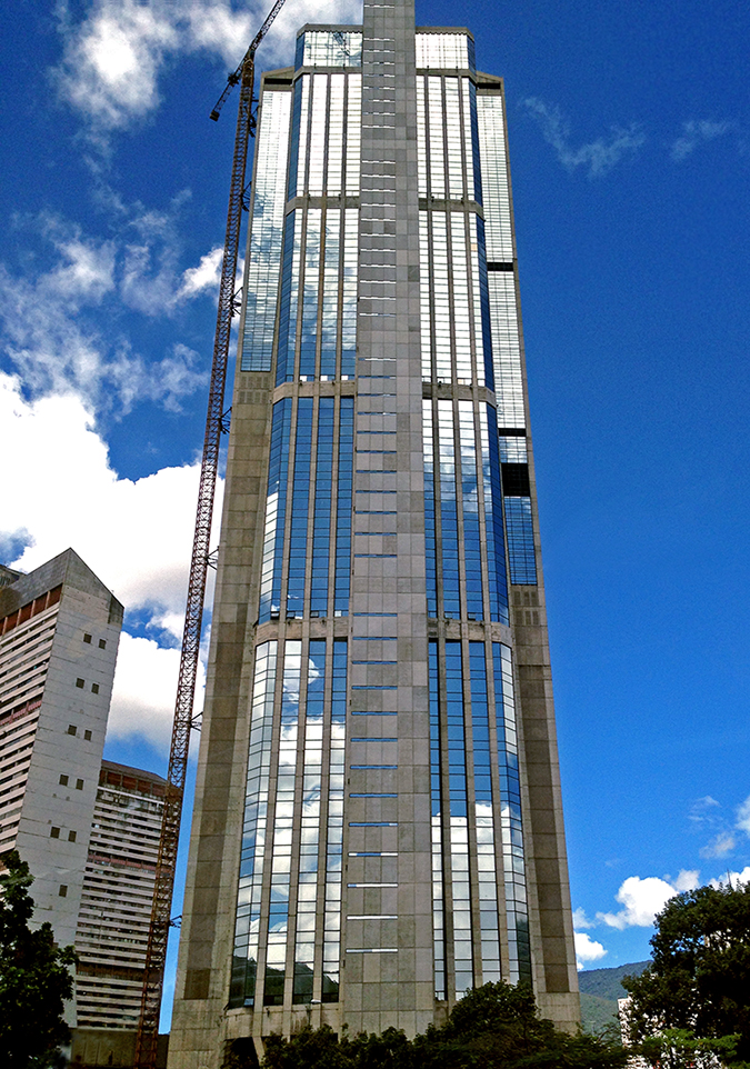Torre Este / Parque Central / Caracas / Venezuela