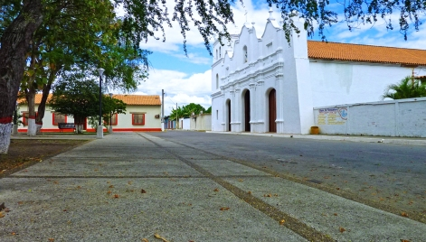 Puerto Nutrias / Edo. Barinas / Venezuela