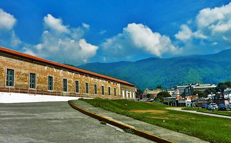 Cuartel San Carlos / Caracas / Venezuela