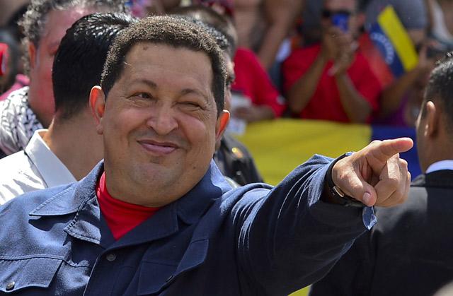 Chávez-amigo