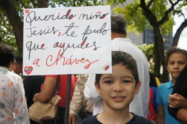 deseo niño Jesus