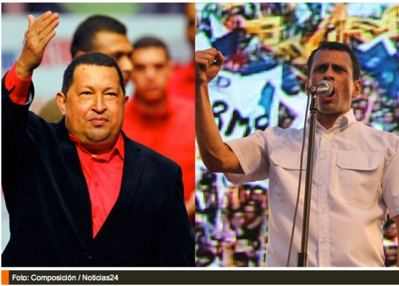 """Aranguibel: """"Mientras Chávez se recupera, Capriles se enferma más con el síndrome del candidato perpetuo"""""""