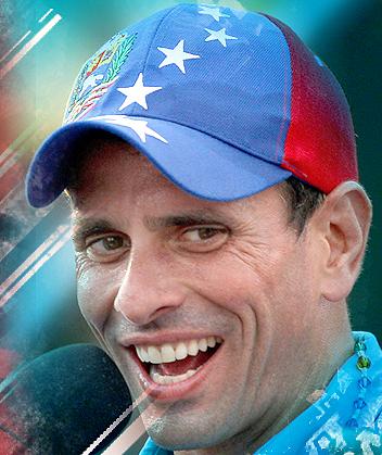 capriles imbécil