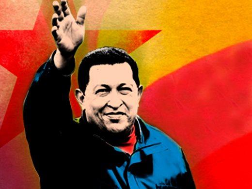 Hugo-Chávez-saluda