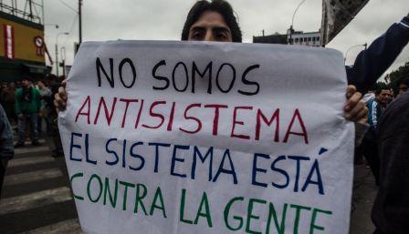 anti sistema