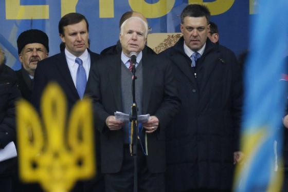 La influencia nacionalsocialista en el putsch de Kiev