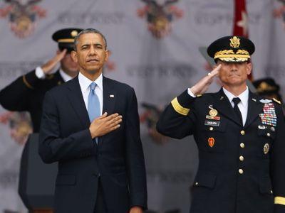 obama militar