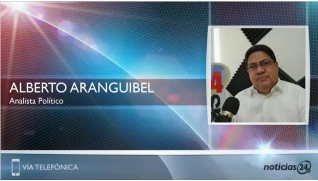 Pantalla Noticias24