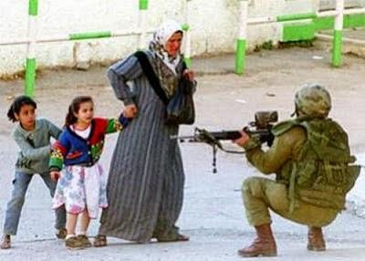 amenaza israeli