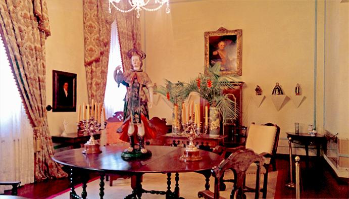 Casa de los Mendoza