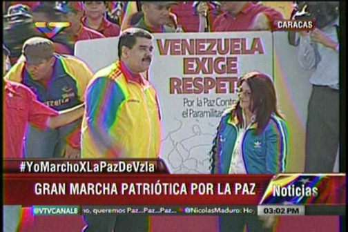 marcha paz 3