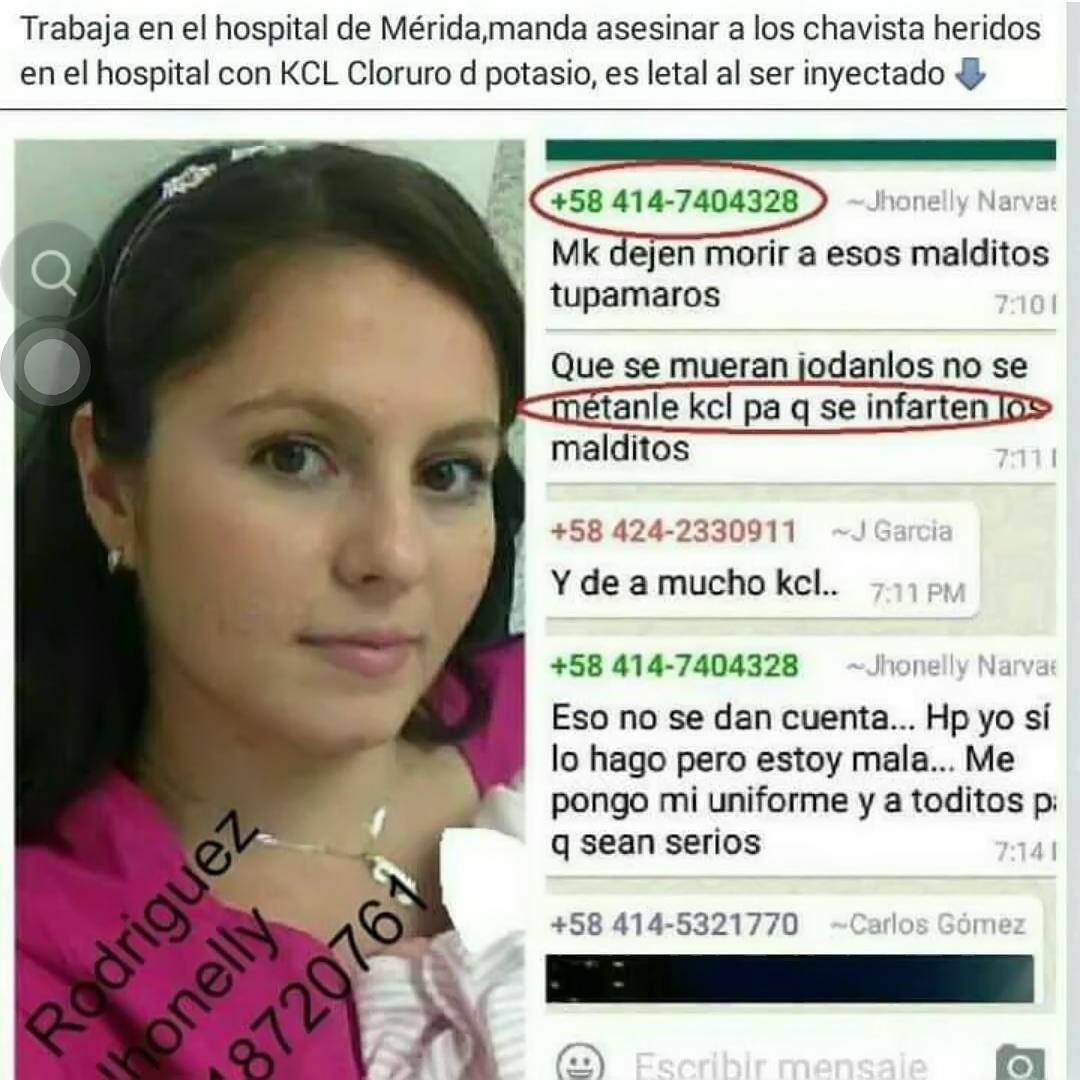 Fascista-enfermera