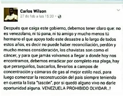 Fascista-Wilson