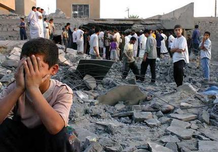 conflicto irak