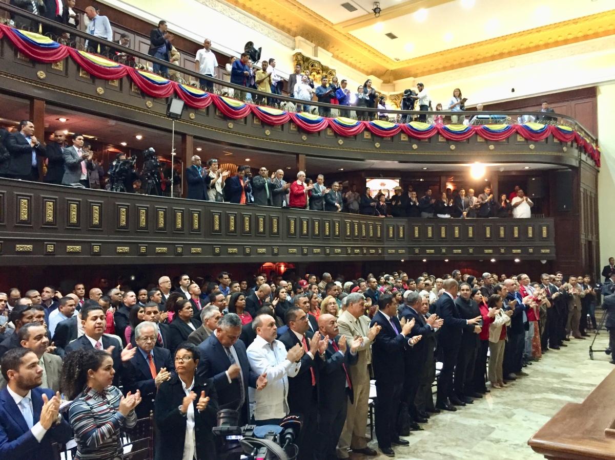 Germán Sánchez Otero: ¿Por qué es legítima la Asamblea Nacional Constituyente en Venezuela?