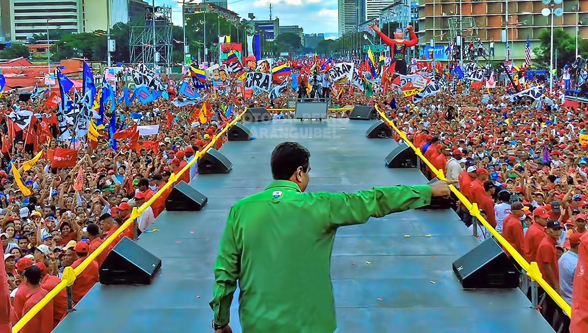 Nicolás Maduro... ¡Por la grandeza de la Patria!