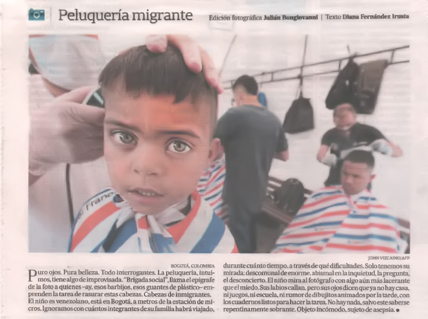Barbería Migrante